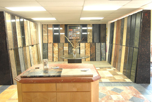 Granite Showrooms : Photos of Granite Creations, Inc. - Specializing in marble and granite ...